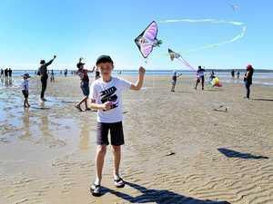 GALLERY: Wind blows in Bay Kite Karnival