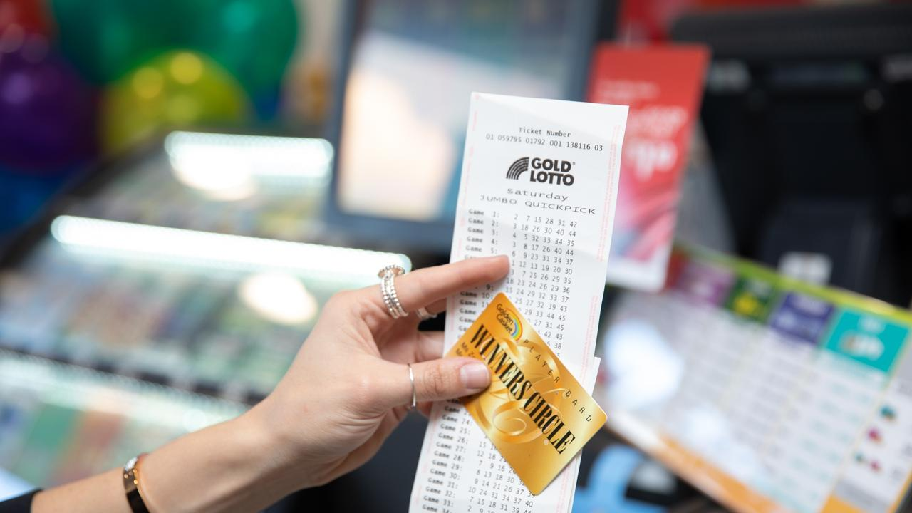 MILLIONAIRES: A Coast couple has one division one in Saturday's Gold Lotto.