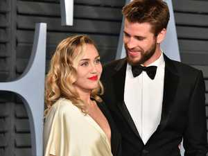 Miley and Liam confirm shock split