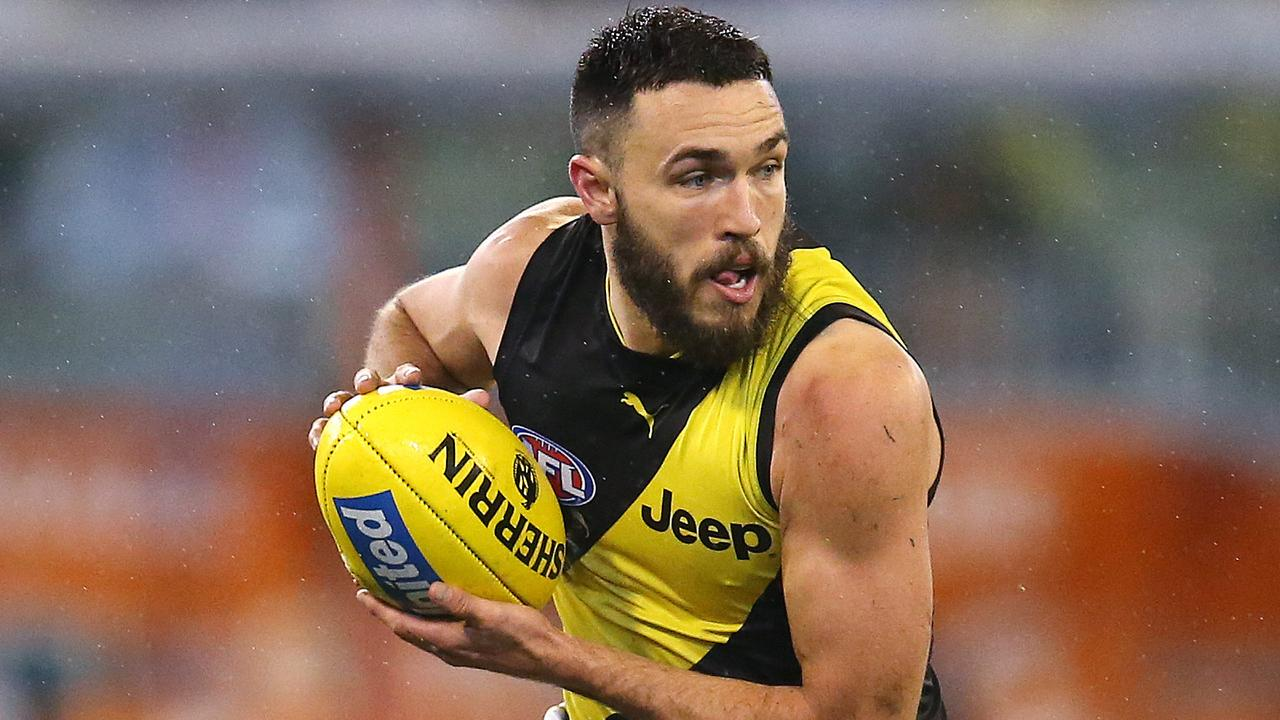 Richmond's Shane Edwards. Pic: Michael Klein