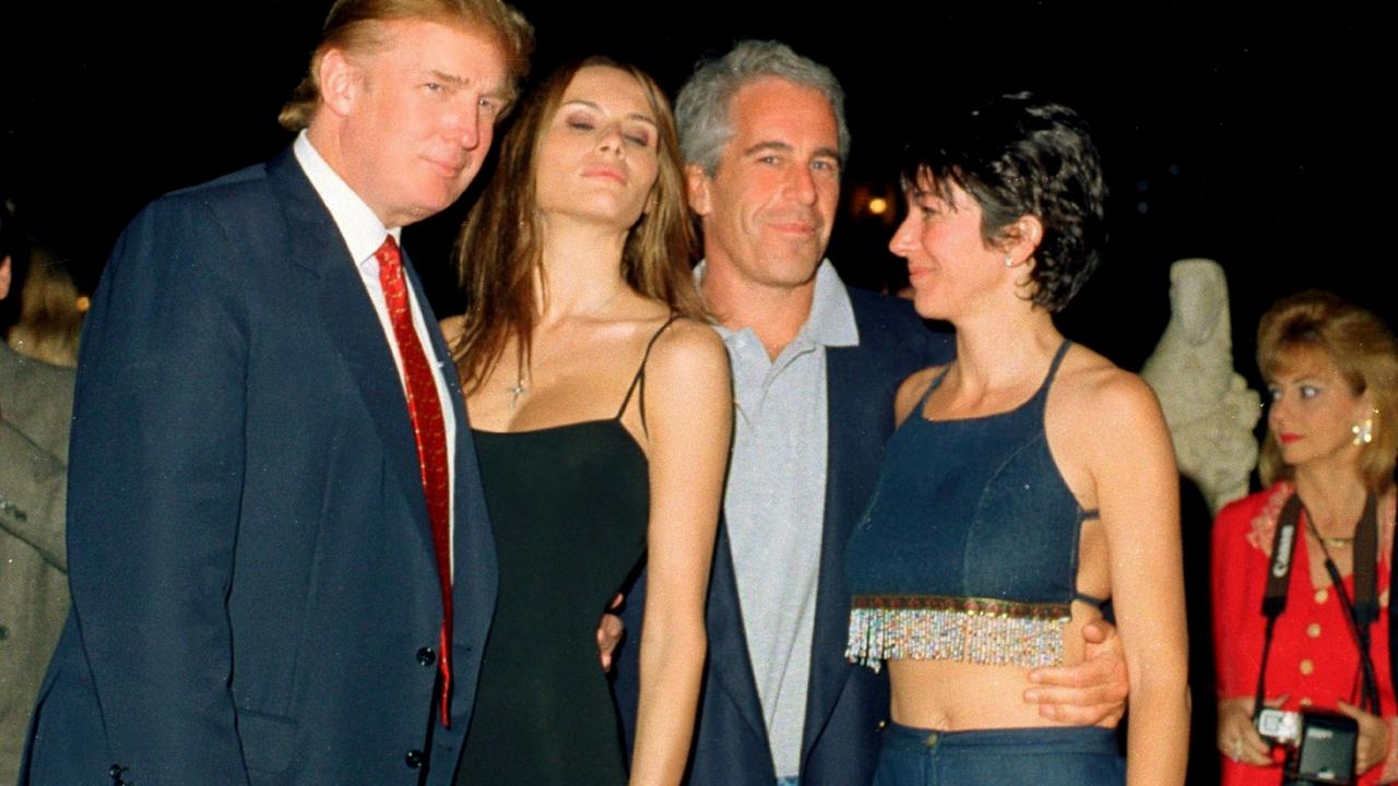 Donald Trump and Bill Clinton both knew Jeffrey Epstein. Picture: Getty Images