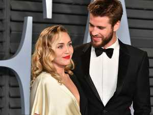 Hemsworth wishes Miley health, happiness