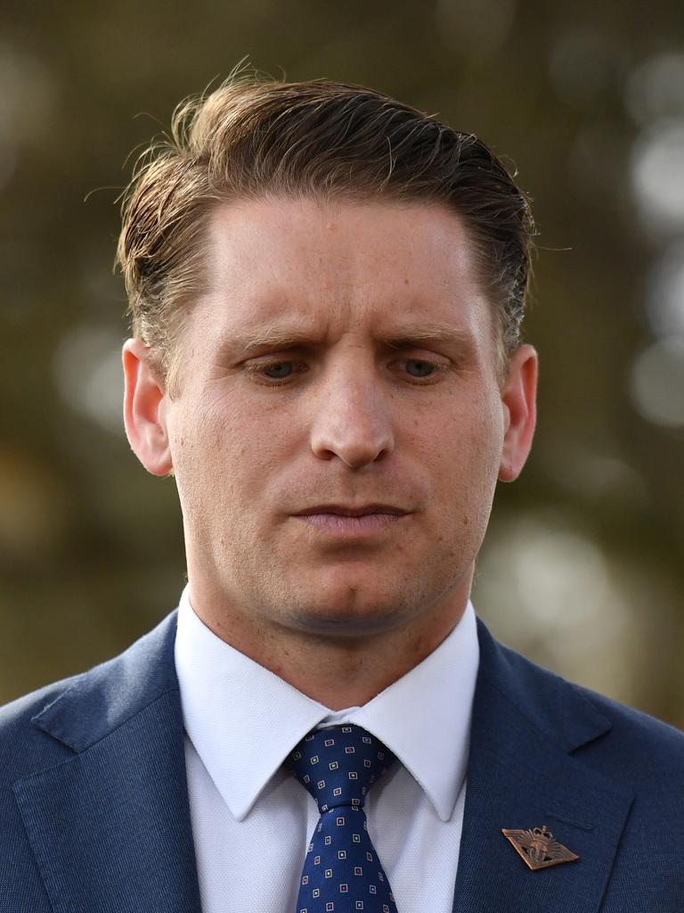 Andrew Hastie