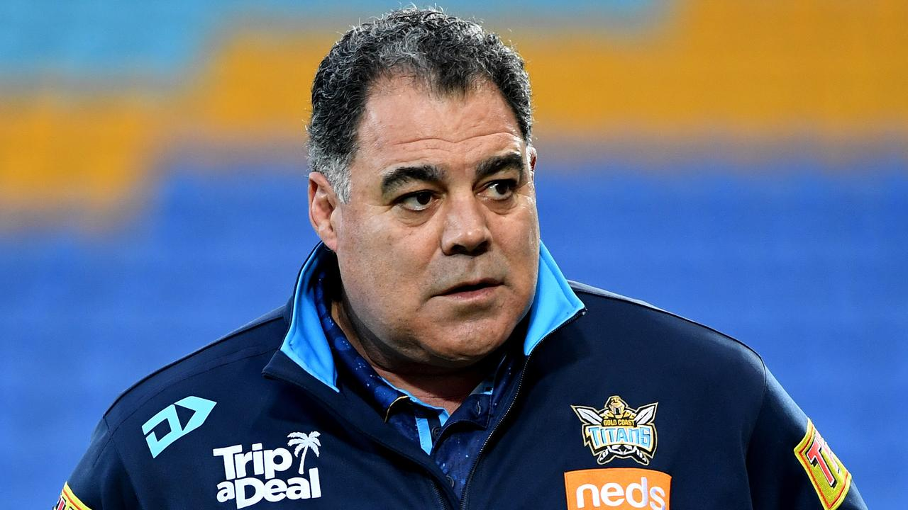Mal Meninga has claimed a big win for the Titans. Picture: AAP