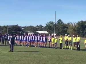 AFL Memorial Game