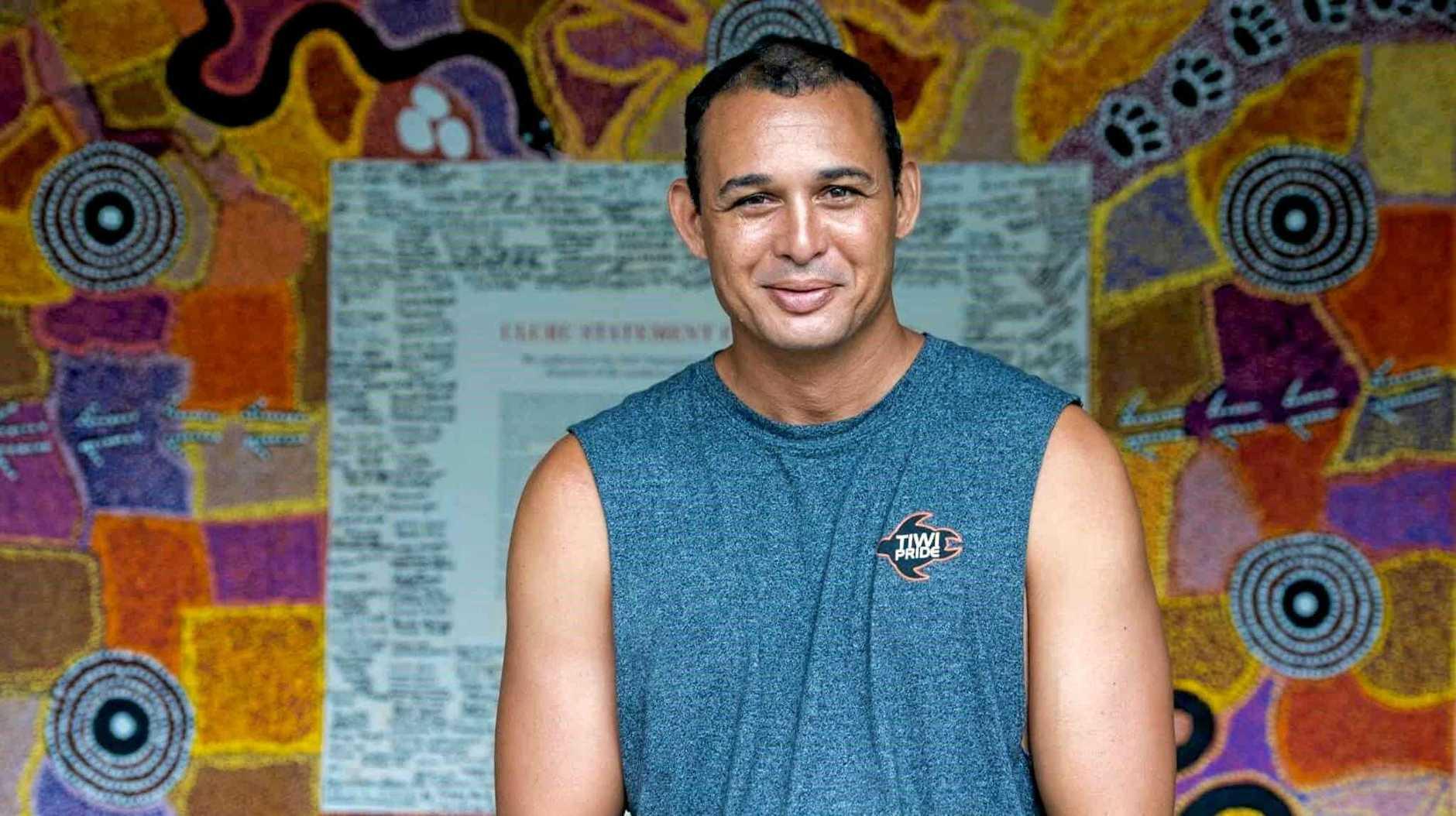 NGARA: Thomas Mayor talking about the Uluru Statement