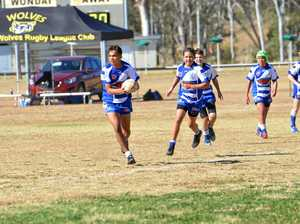 Team camaraderie and completing sets key to U14 victory