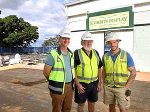 FIRST LOOK: Ipswich Showgrounds upgrades under way