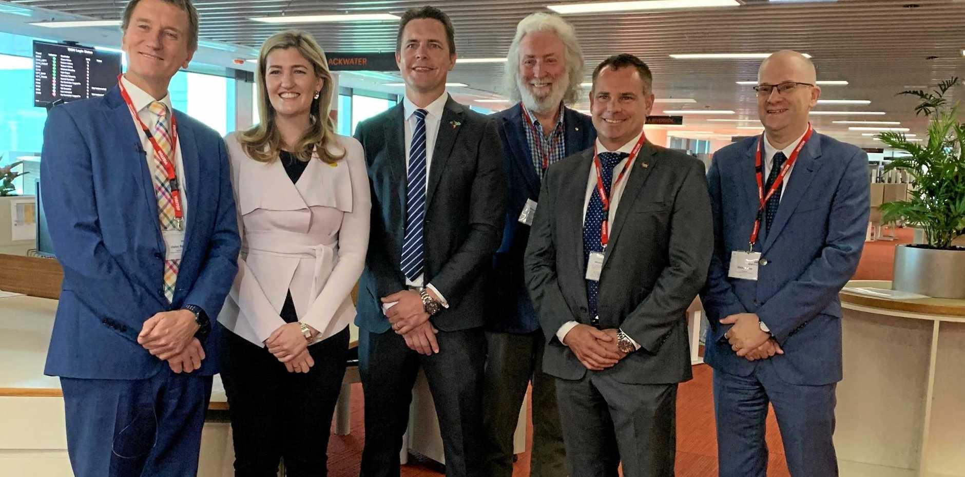 LAUNCH: Queensland Future Skills partners.