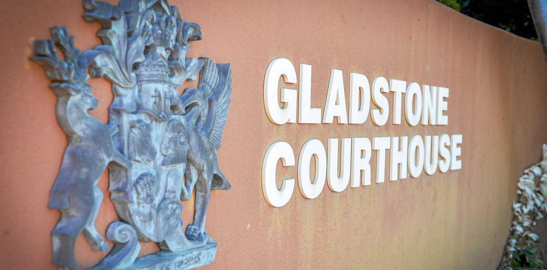Gladstone Court House. Courthouse.