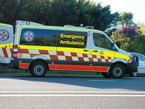 Ambulances called to two-car crash on Ballina Rd