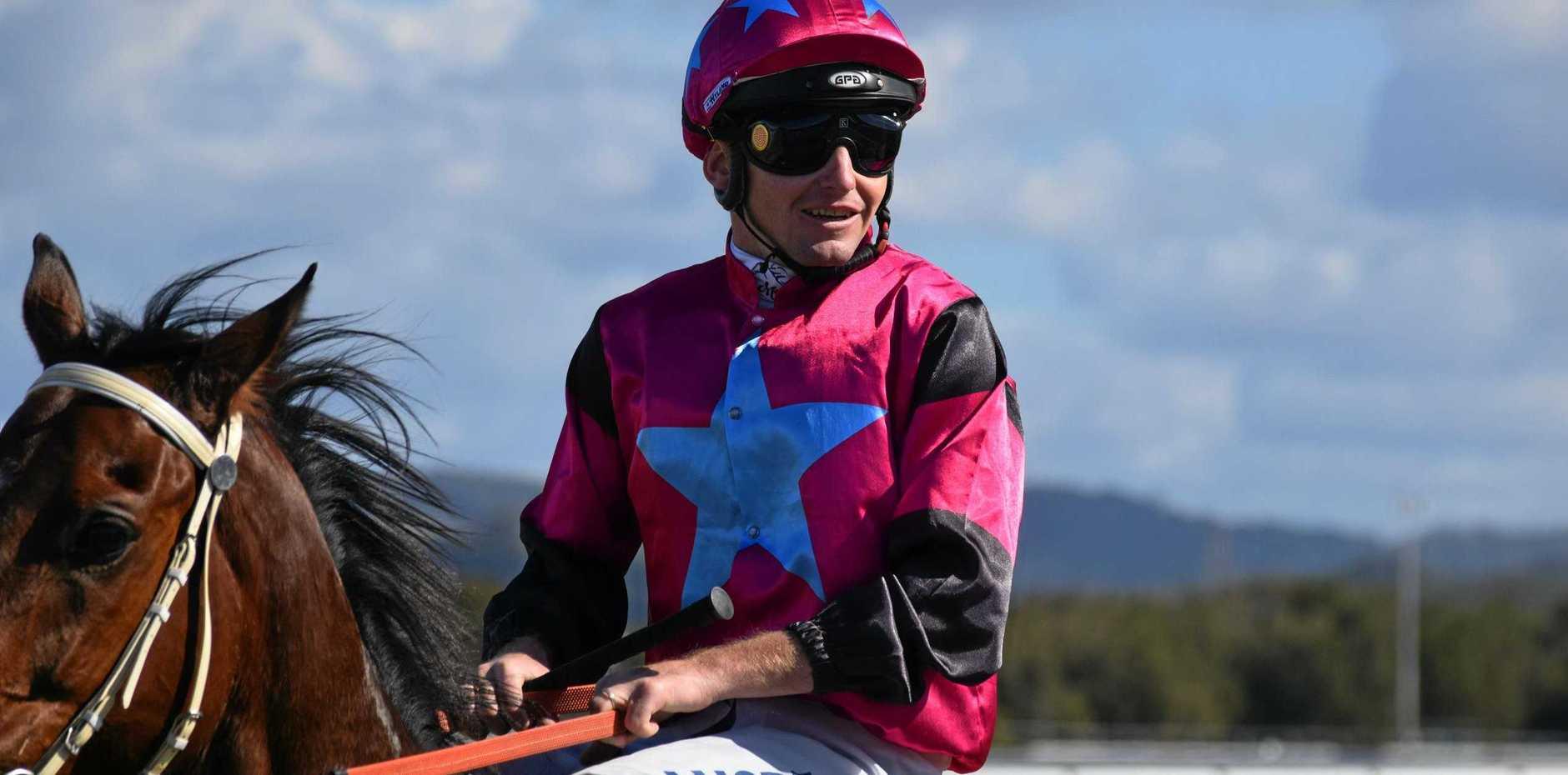 Jockey Matthew McGuren