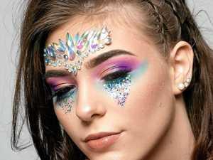 Toowoomba TAFE students show off amazing make-up skills