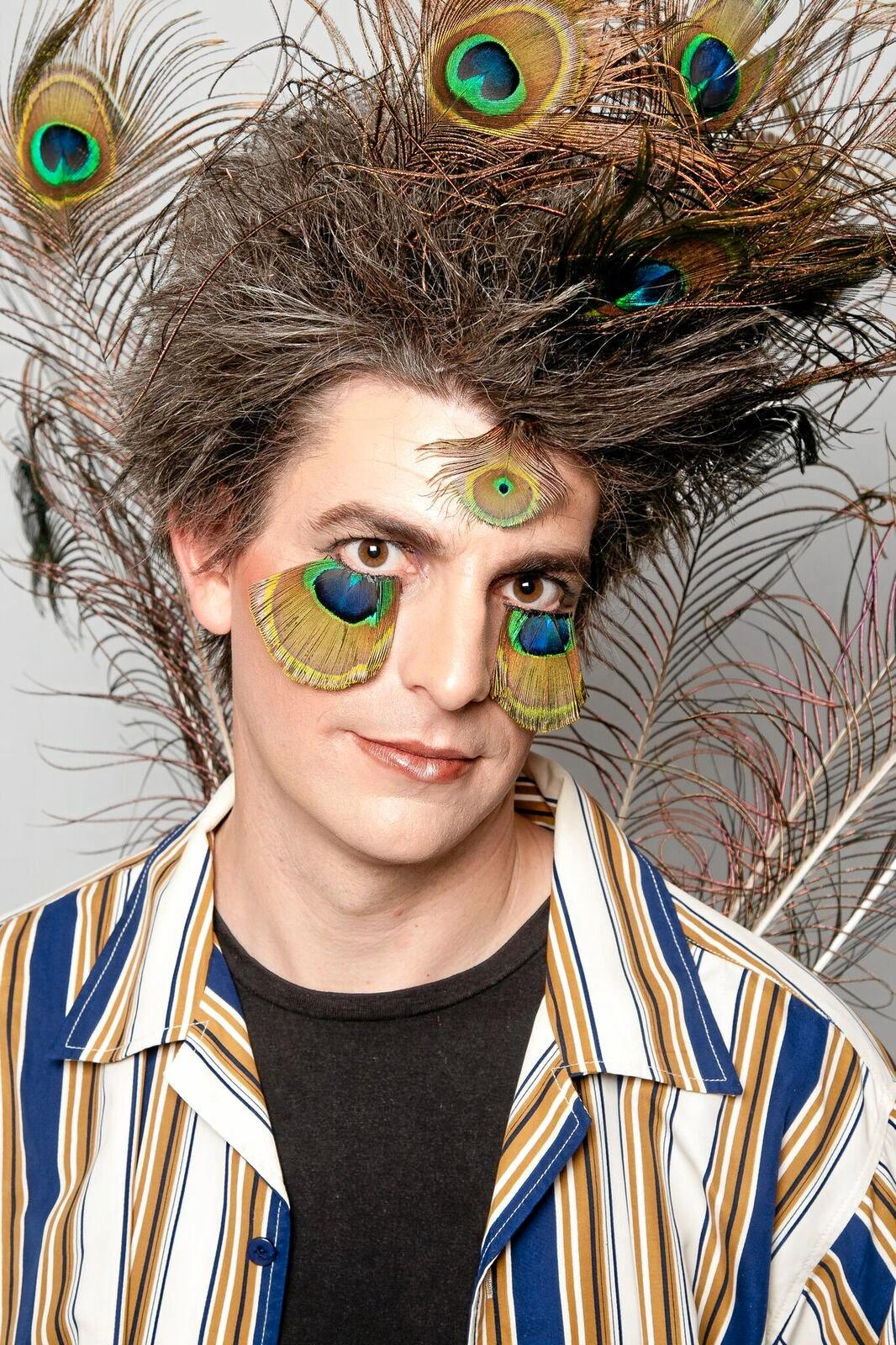 Matthew Noffke, make up by Jade Reese.
