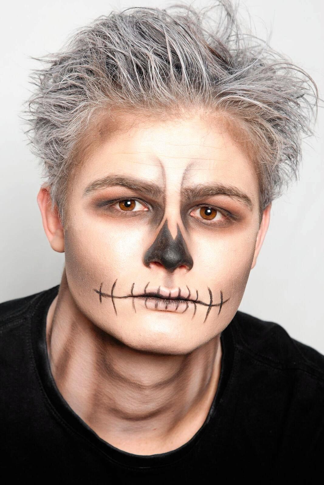 Byron Dolan, make up by Cyan Rissman.