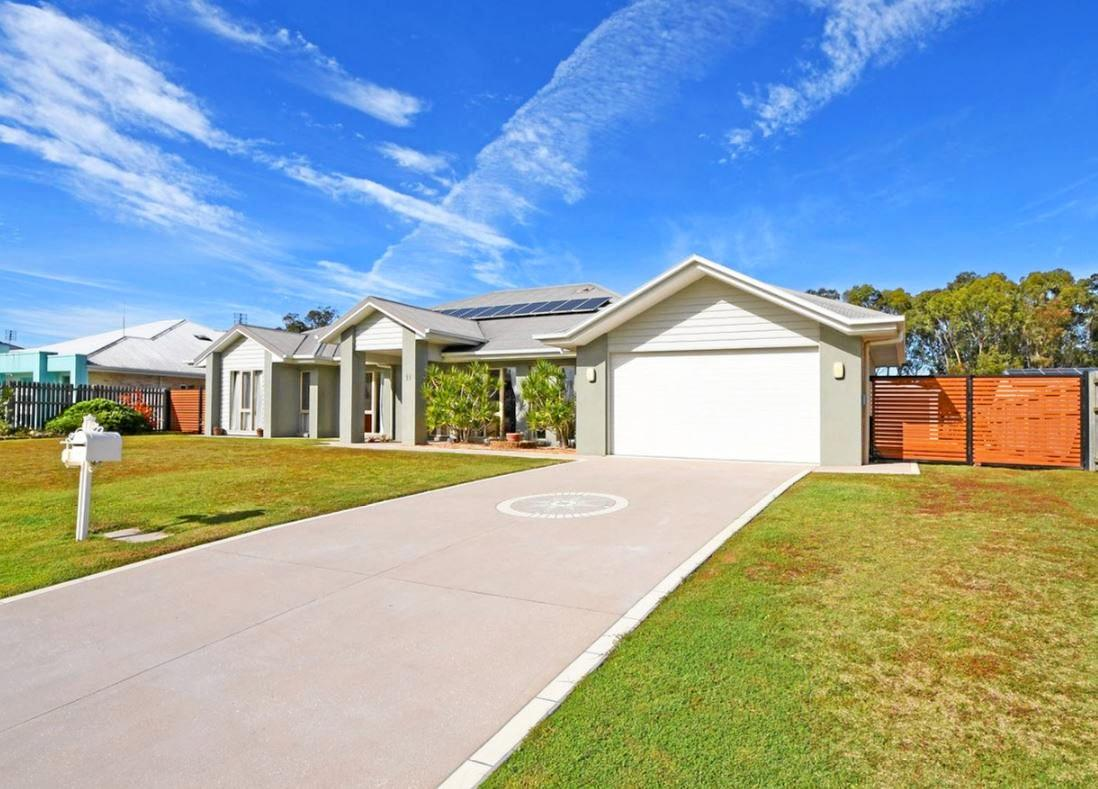 BEST PRICE: This Wondunna home topped the Fraser Coast property market last week.