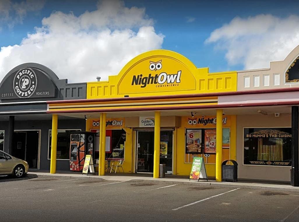 Night Owl Bundaberg.