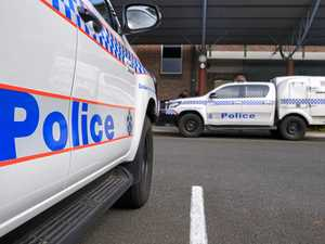 Qld man shot in chest, attacker at large