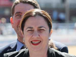 Sack or stay? Premier holds Trad's future in her hands