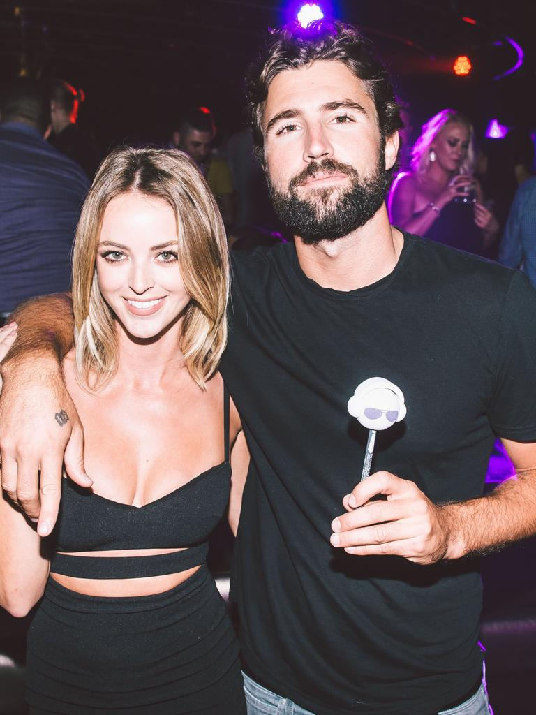 Carter and Brody Jenner were married for a year.
