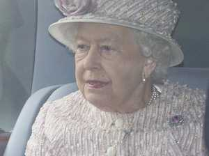 Photo that could haunt the Queen