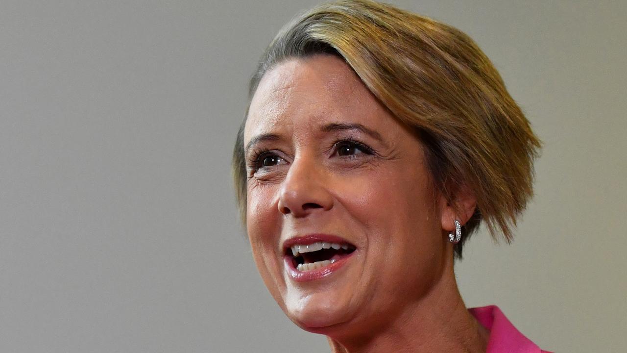 Senator Kristina Keneally fought to have Kassam's visa denied. Picture: AAP/Sam Mooy