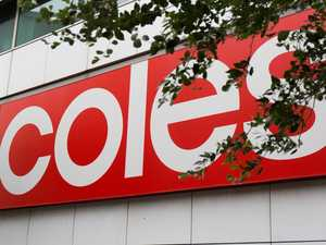 Coles executive accused of major theft
