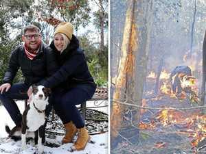 Polar blast wreaks havoc across NSW