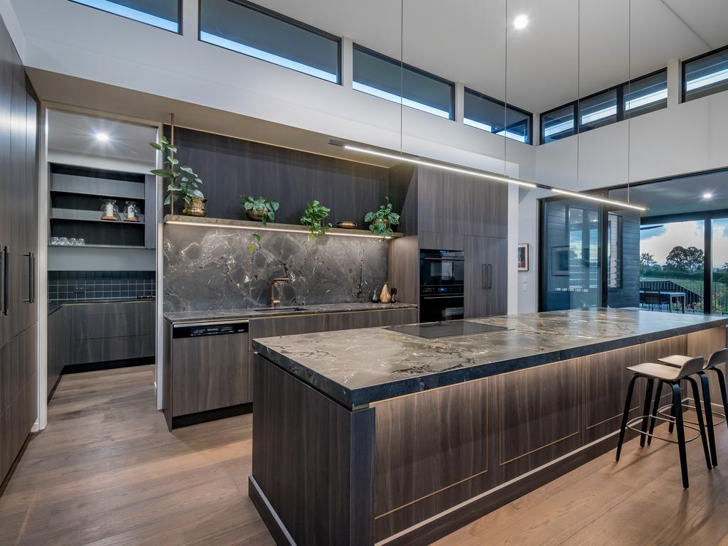 The 2019 Master Builders Sunshine Coast House of the Year by Braeden Constructions for the stunning Cooroy Mountain residence.