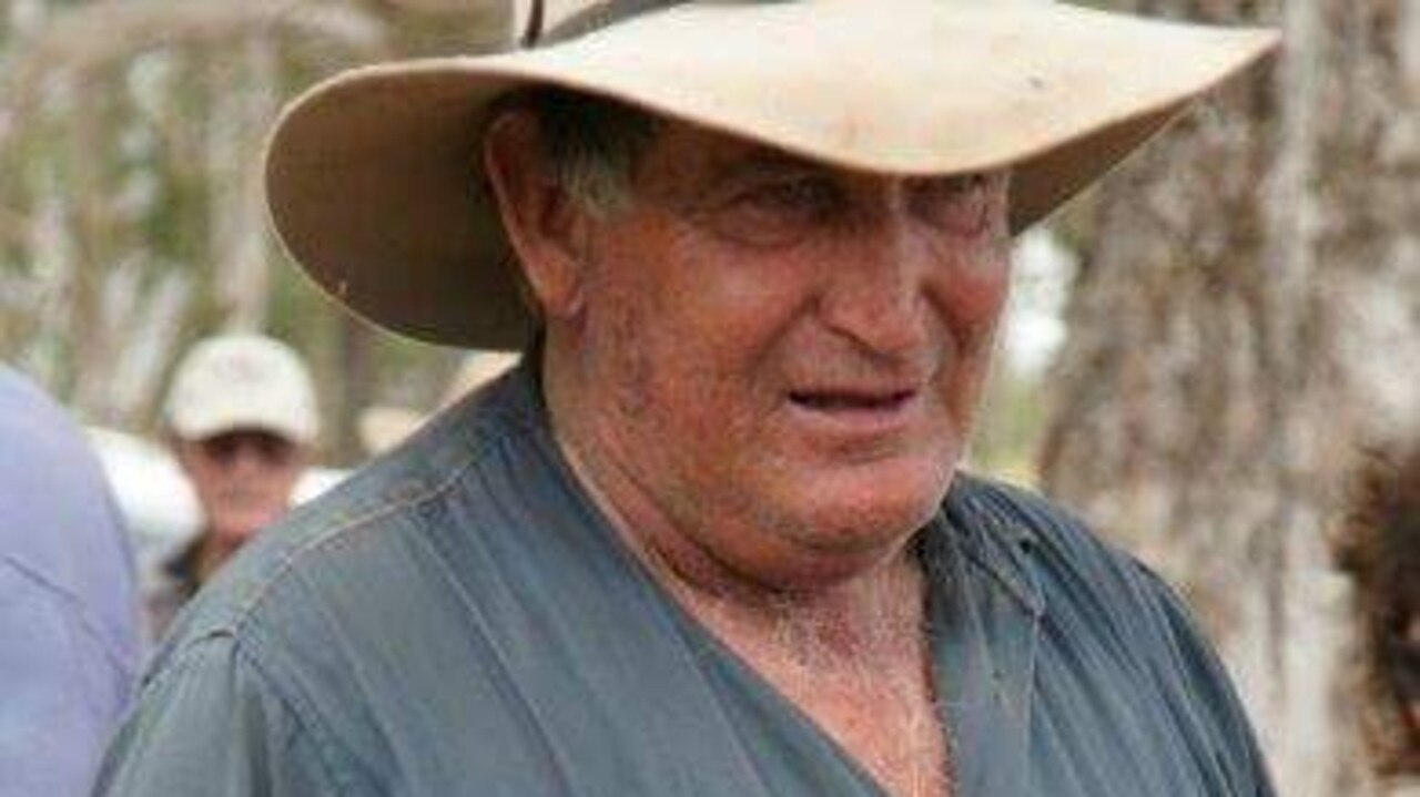 Brian Scutt, diver of the ute that crashed into the Ravenshoe cafe.