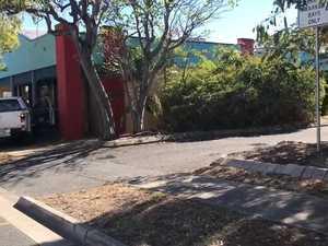 Bolsover St car crash into building