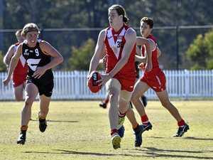 AFL draft beckons for Grafton duo