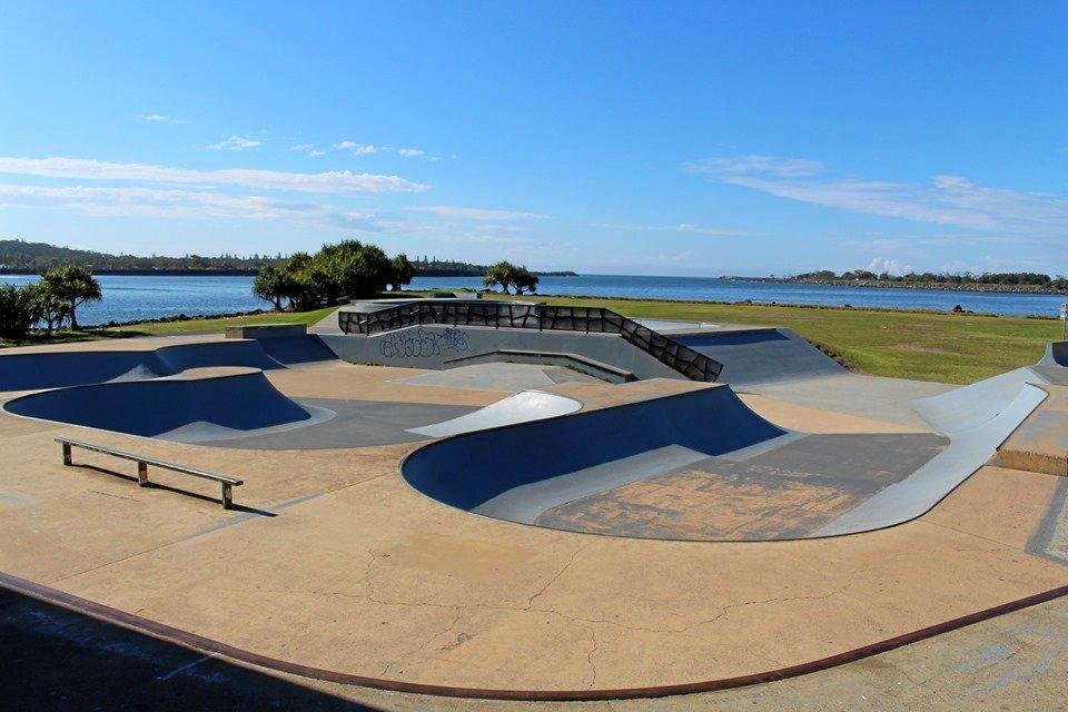 Two Ballina Shire skate parks will be closed and partly closed for maintenance works.