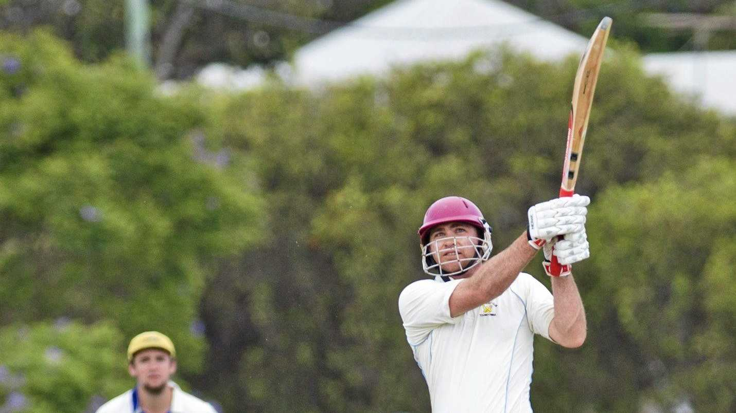 EXPLOSIVE: Wicketkeeper-batsman Chris Gillam is shaping up as a top pick in the Darling Downs Bush Bash League player draft.