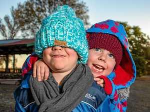 Region wakes to near zero temperatures