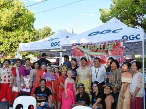 Filipino food and fashion at One Long Table festival