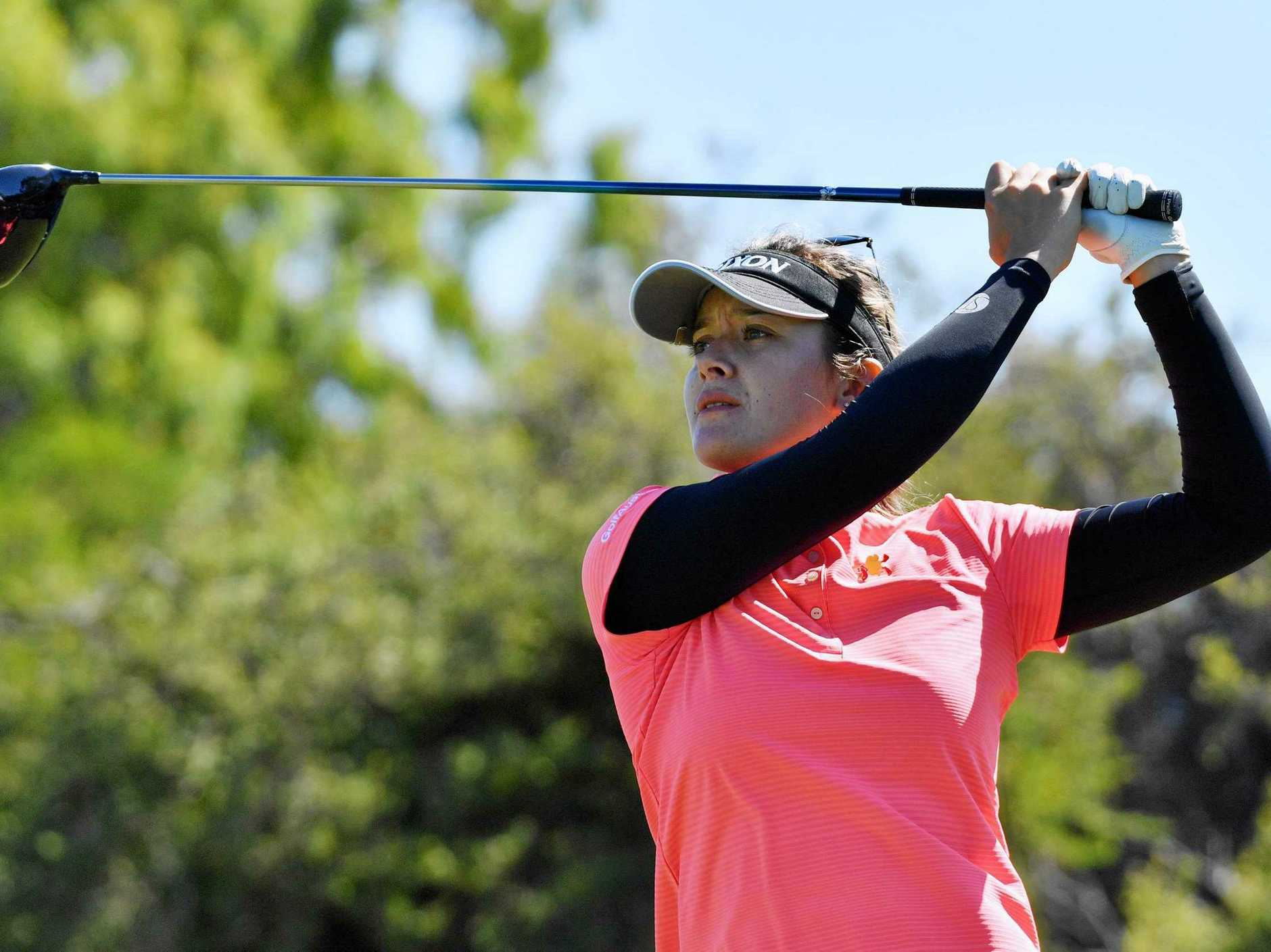 Women's PGA Championship winner Hannah Green is made for the majors. Picture: David Mariuz/AAP