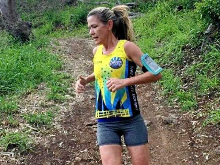 Darling Downs Athletics representative Jess Burke won a Masters bronze medal at last weekend's Queensland Cross Country Championships at Maleny.