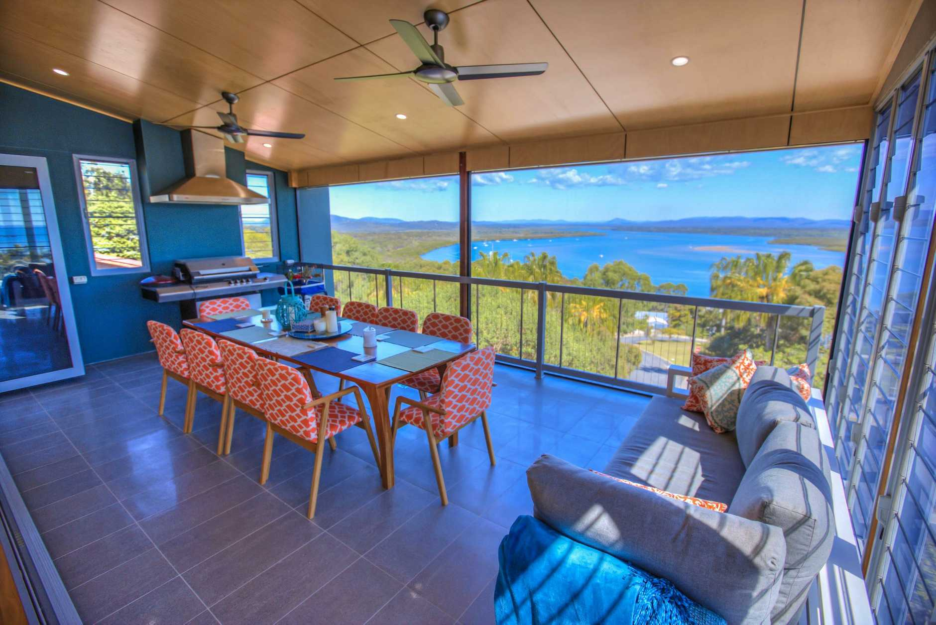 DREAM HOME: Winner of the 2019 Wide Bay Burnett House of the Year, Maiden Homes Pty Ltd, took out the title for its Seventeen Seventy house, Swell Factor.