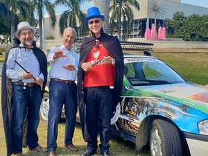 Councillors hit the road to weave some Mackay magic