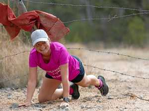 Gruelling 1000 obstacle course challenges Burnett farmer