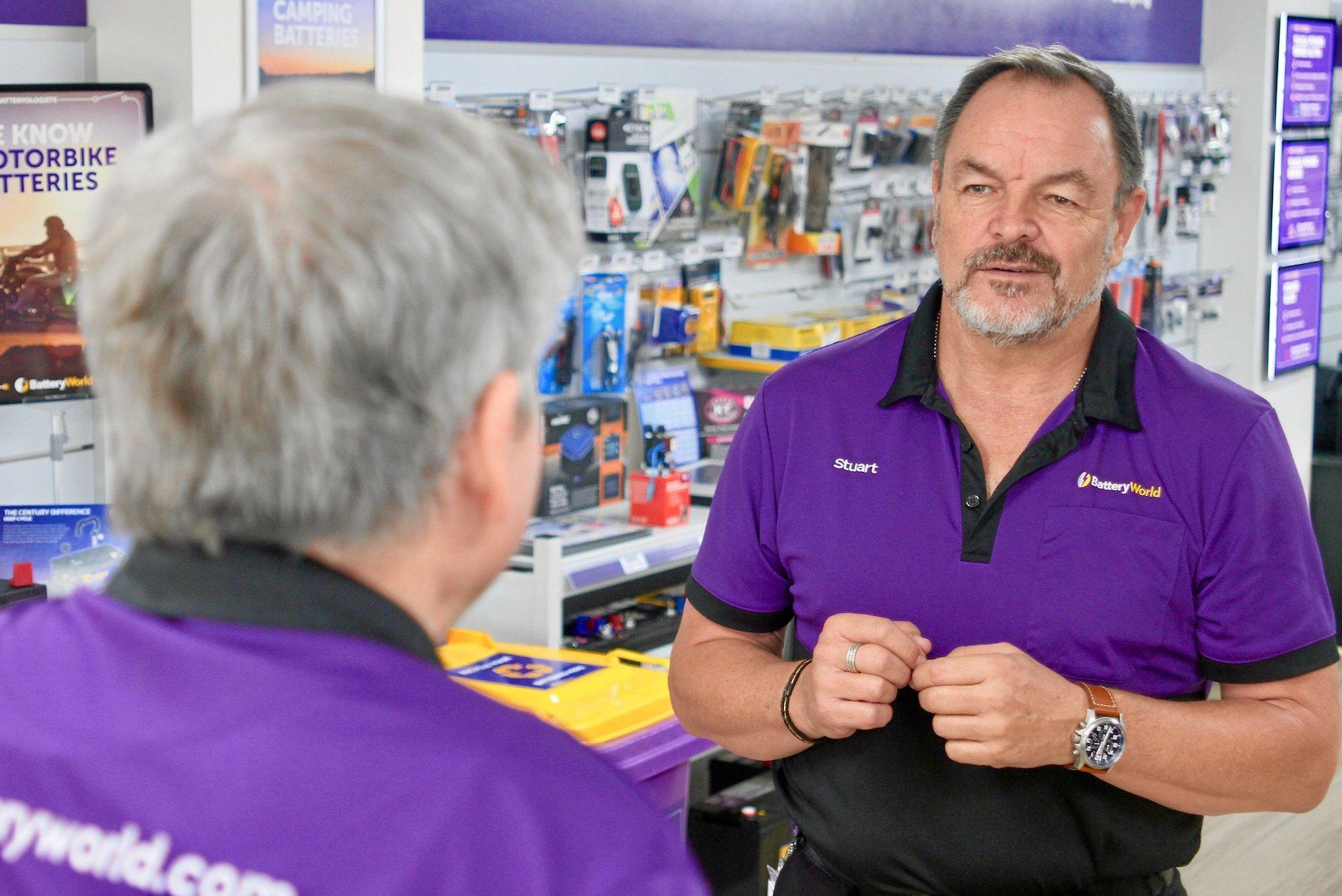 Stuart Hendricks is searching for a new Gympie business owner