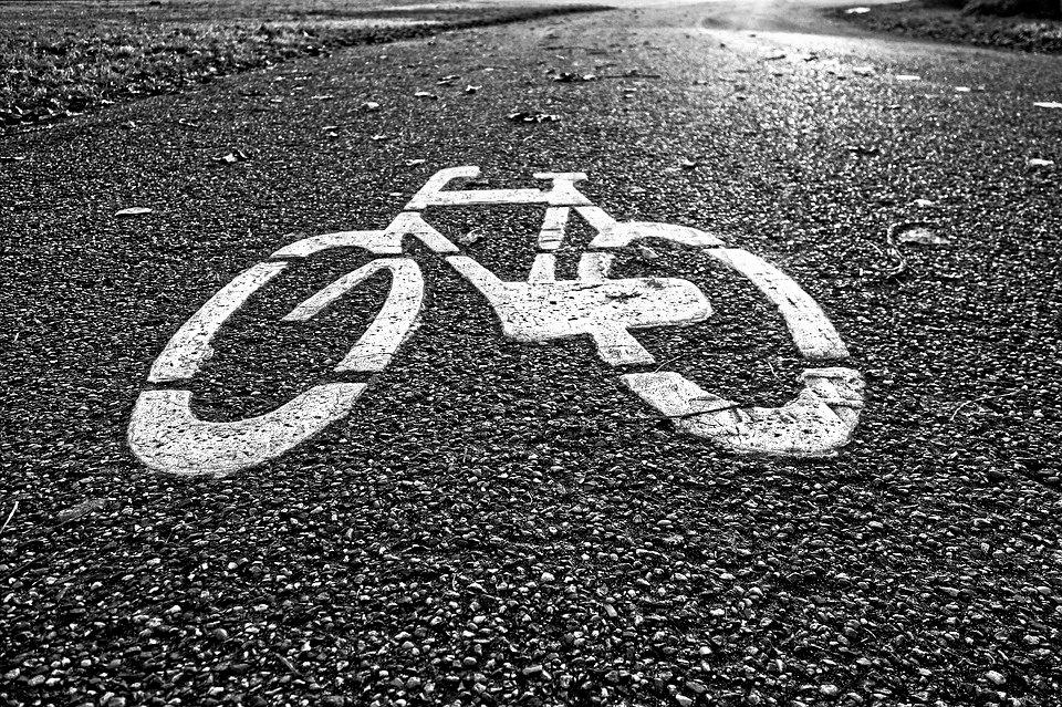 A Casino man, 35, has been jailed after he hit two cyclists on the Bruxner Highway.