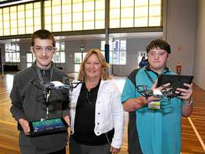 SCIENCE TAKES FLIGHT: Robotics, coding on show in M'boro