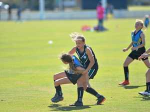 AFLQ Schools Cup North Queensland Championships Mackay