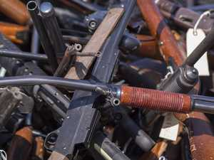 NZ buys back 10,000 firearms