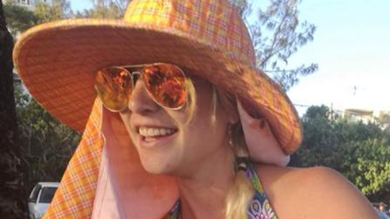 Kelly-Anne Michelle Mead, 28, pleaded guilty to driving under the influence and driving without due car and attention at court on Tuesday. Photo: Facebook