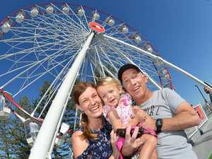 Giant Ferris wheel brings welcomed boost to businesses