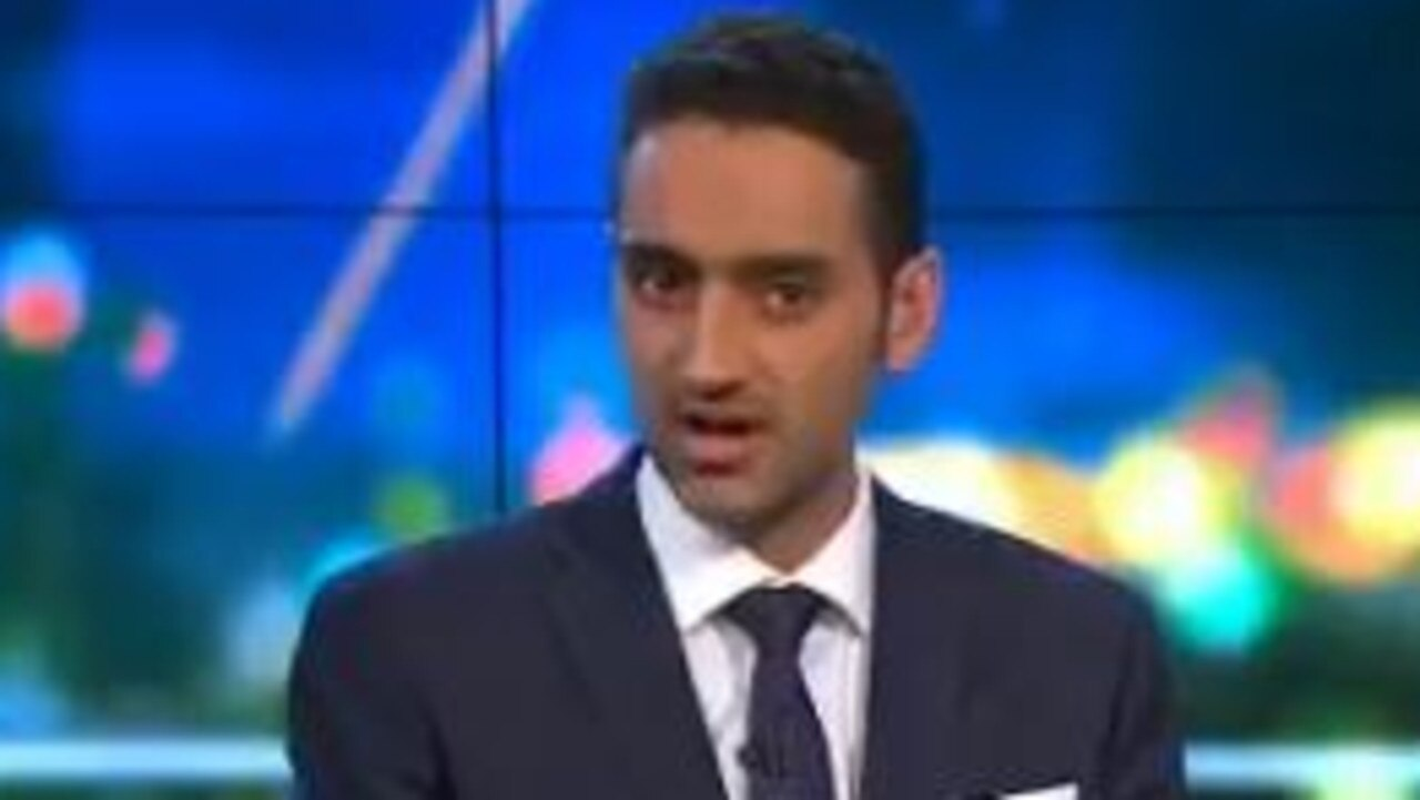 Waleed Aly argued having so much footage of the incident was