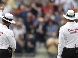 MCC ignores Punter's plea for neutral umpires